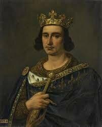 Louis IX (future Saint-Louis) sacré à Reims