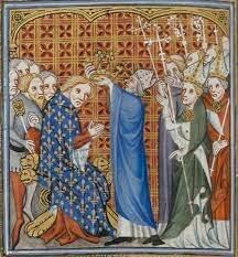Sacre de Philippe VI à Reims