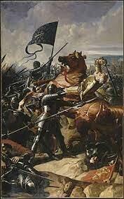 Bataille de Castillon remportée par les Français met fin à la guerre de 100 ans.