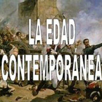 Edad contemporánea por Lucía Navas Rodríguez timeline
