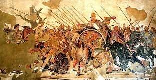 Alejandro inicia la conquista del Imperio Persa.