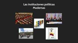 LAS INSTITUCIONES POLÍTICAS MODERNAS DE COLOMBIA timeline