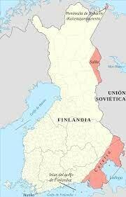 amnistía entre la unión soviética y Finlandia