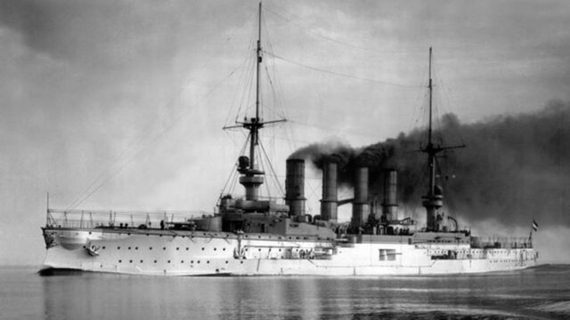 Ley Naval Alemana