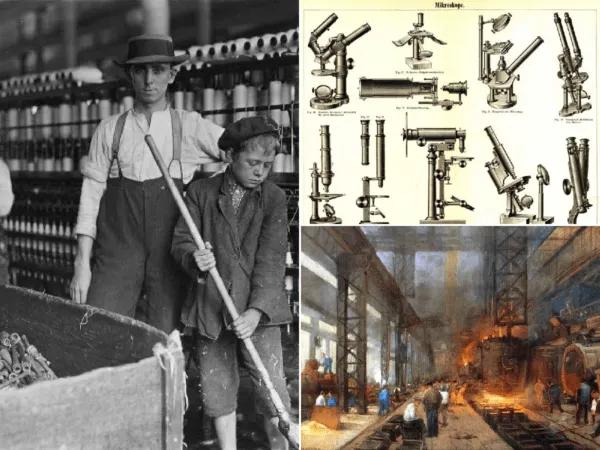Revolución Industrial comienzo