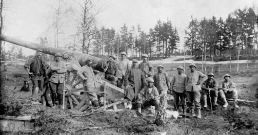 Fin de la batalla mas larga de la Primera Guerra Mundial