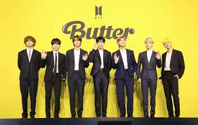 Butter- segundo sencillo en inglés