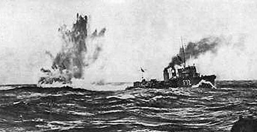 Incidentes navales, ruptura de relaciones diplomáticas