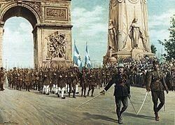 Grecia contra Aliados
