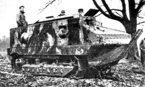 Batalla de Cambray, Francia