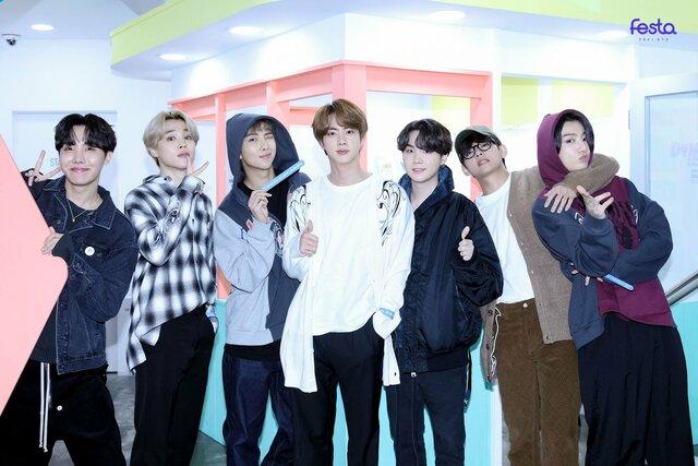 BTS sigue con su carrera
