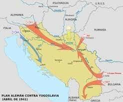 rendición de Yugoslavia