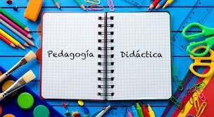 Que es la didáctica dentro de la pedagogía
