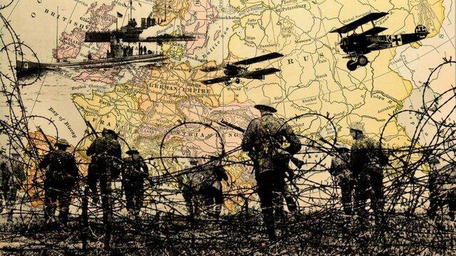 Inicio dela Primer Guerra Mundial
