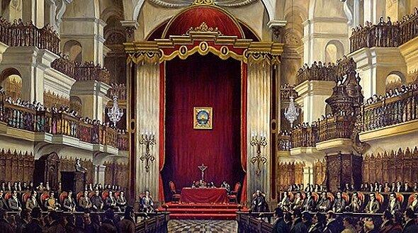 Primer Congreso en el Perú