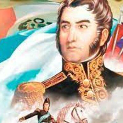 El Protectorado en el Perú y Movimientos Revolucionarios en Europa timeline