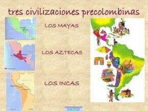 PRIMEROS HABITANTES DEL C. AMERICANO/PRIMERAS SOCIEDADES AMERICANAS