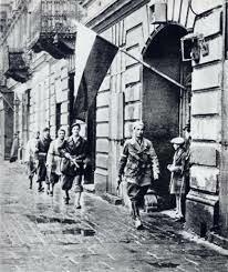 captura de Varsovia