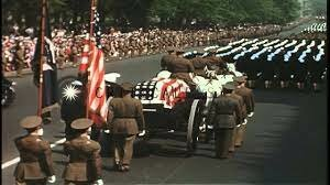 muerte de Roosevelt