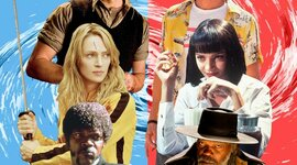 A History of Quentin Tarantino's Directed Films  timeline