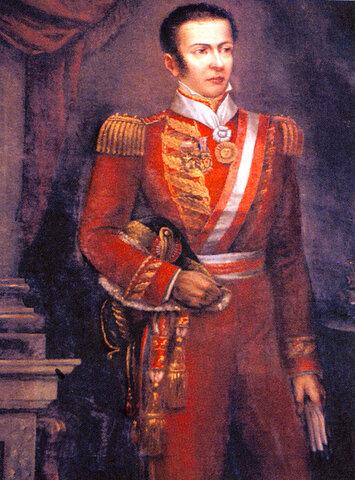Gobierno de José de la Riva Agüero
