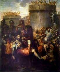 Ignacio es herido en combate