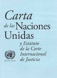 carta de las naciones unidas
