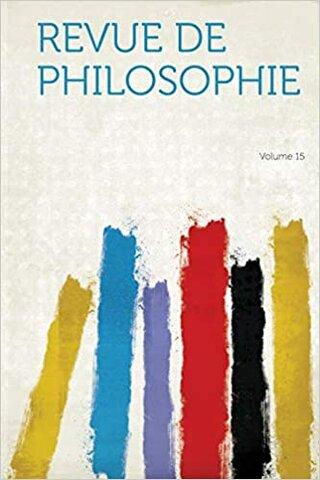 Revue de Philosophie