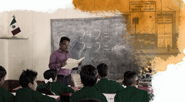 Cada sexenio cambio educativo timeline