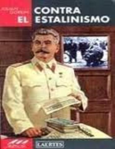Comienzo del Estalinismo