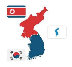 división de corea en dos