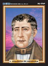 José Joaquín de Herrera(presidente)