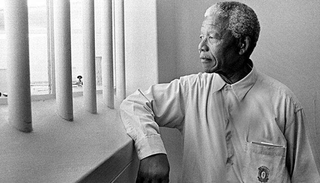 Empresonament de Nelson Mandela