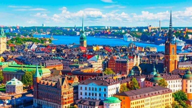Va viatjar a Suècia