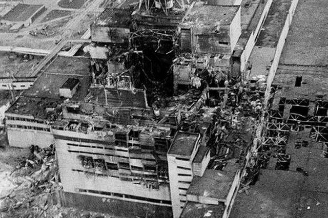 Accident nuclear a Txernòbil