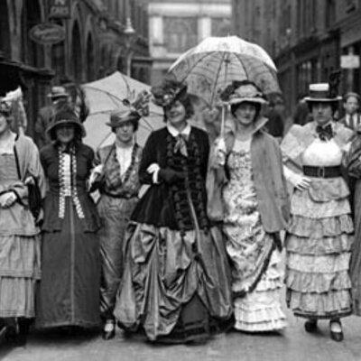 •L'evoluzione del ruolo della donna nella storia• timeline