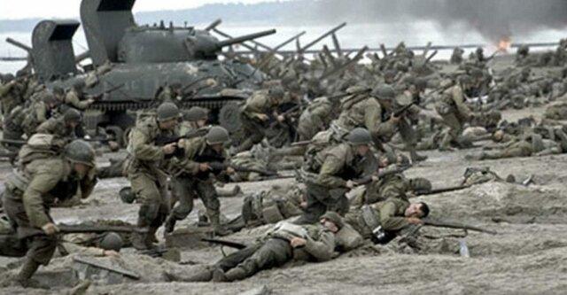 Batalla de Normandía / Día D