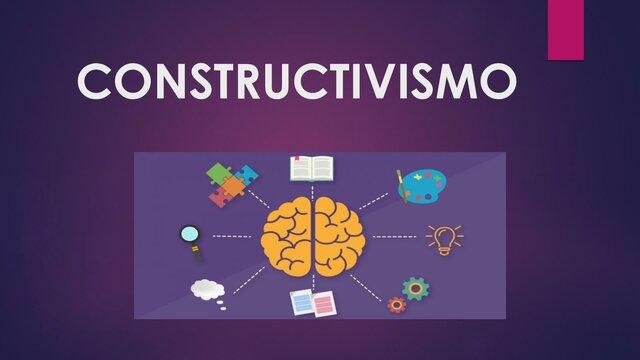 Introducción del constructivismo