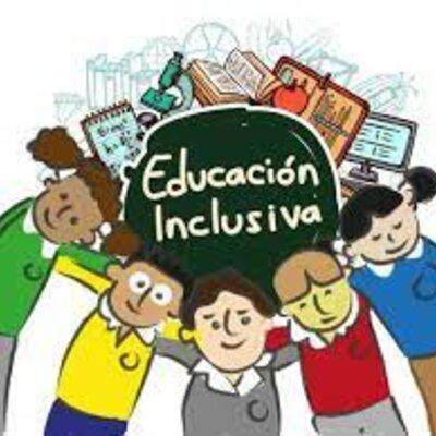Evolución de la política en el marco de la educación inclusiva en Colombia timeline