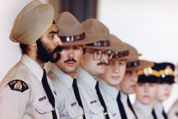 Turbans in the RCMP