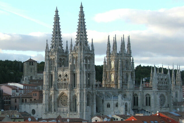 MIDDLE AGES: GOTHIC(1150-1550)