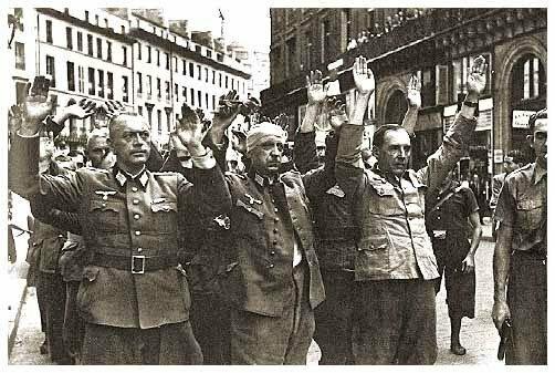 Rendición del ejército alemán en Italia