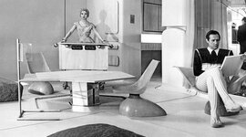 History of Architecture, Interiors and Furniture I -SIMY COHEN Y  timeline