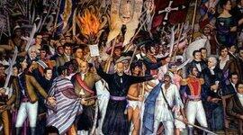 Independencia de Mèxico timeline