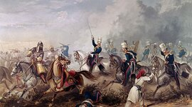 The 10 major battles with both the Western and Eastern Fronts timeline