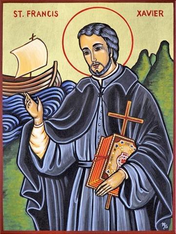 St. Xavier is Born
