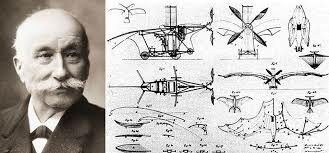 The first flying machine