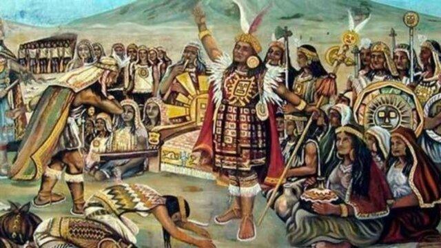 El Imperio Inca - Agostina Griffo