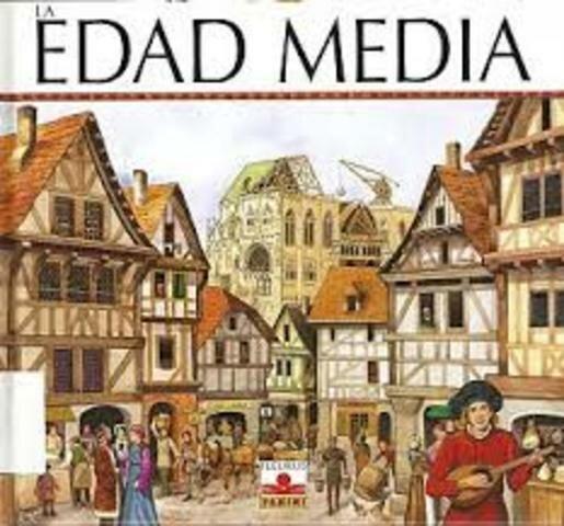 EDAD MEDIA (400-1400)