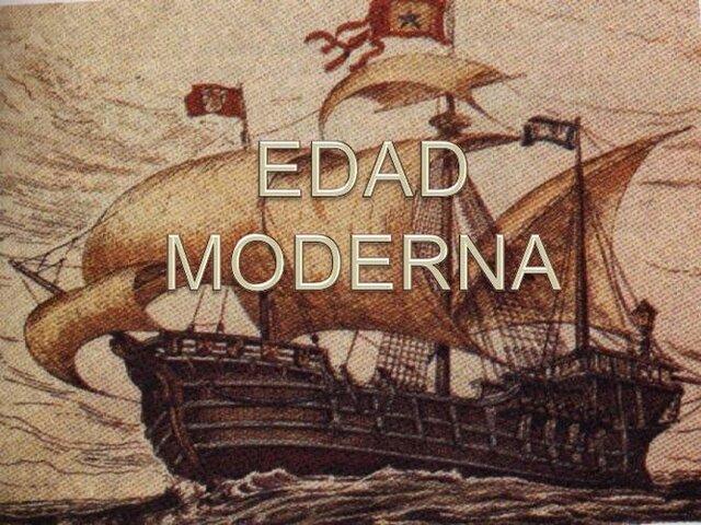 EDAD MODERNA: RENACIMIENTO Y REFORMA (1400-1700)
